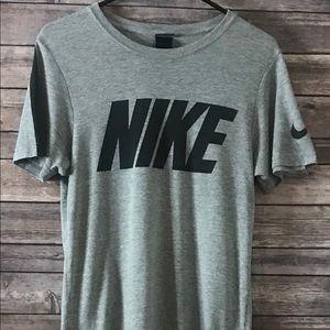 Grey Nike Tee